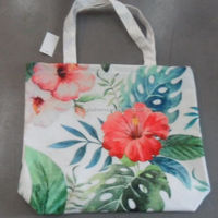 Eco Friendly Waterproof Canvas Tote Bag