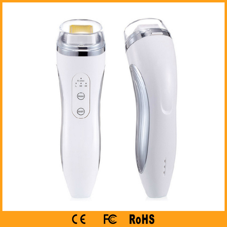 Top Selling Handheld Ultrasonic Skin Scrubber Facial Machine