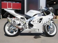 motorcycle fairing for yamaha r11998-1999 r1 98-99 white
