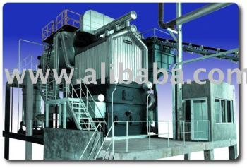 COAL FIRED FLUIDIZED BED STEAM BOILERS