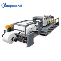 Professional manufacturer high precision computer control roll paper cutter equipment
