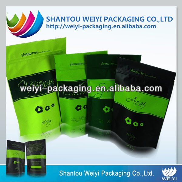 large plastic zipper bags for food