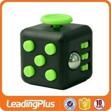 2017 Hot Sale Hand Finger Fidget Cube Toy Relives Stress Cube