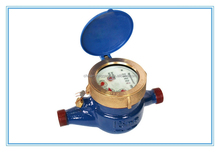 Multi-Jet Dry/Wet Type Water Flow Meter