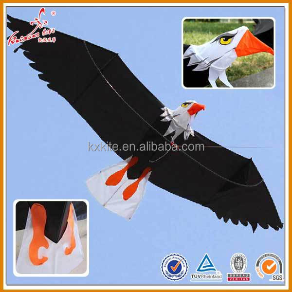 Easy Flying Bird Scare kite from professional kite factory in Weifang