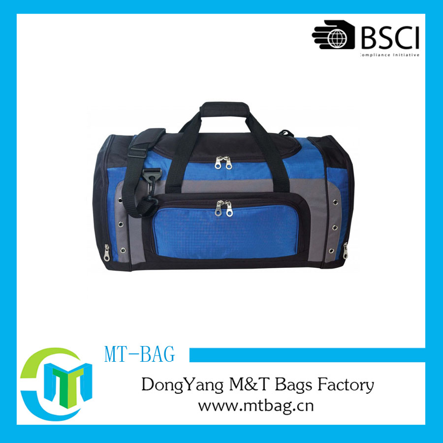 China polo classic travel bag With ISO9001 Certificate