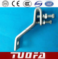 Electrical power fittings/support bracket fittings /cross arm/electrical fittings