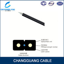GJXFH/GJXH Bow-type cable indoor network Drop FTTH fiber optic audio cable
