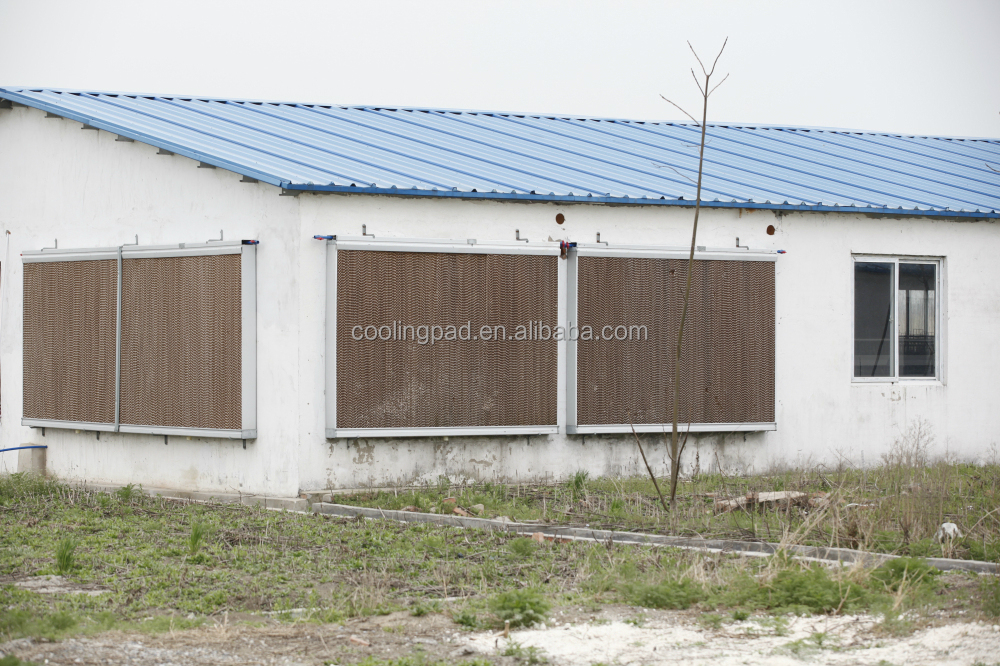 Huasheng Poultry House Ventilation Cooling Pad