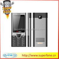 K100 2.4 inch QVGA screen unlocked cell phone for seniors French language mobile phone