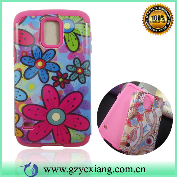 For Samsung Galaxy S5 Custom Printed Phone Case Wholesale Cell Phone Accessories