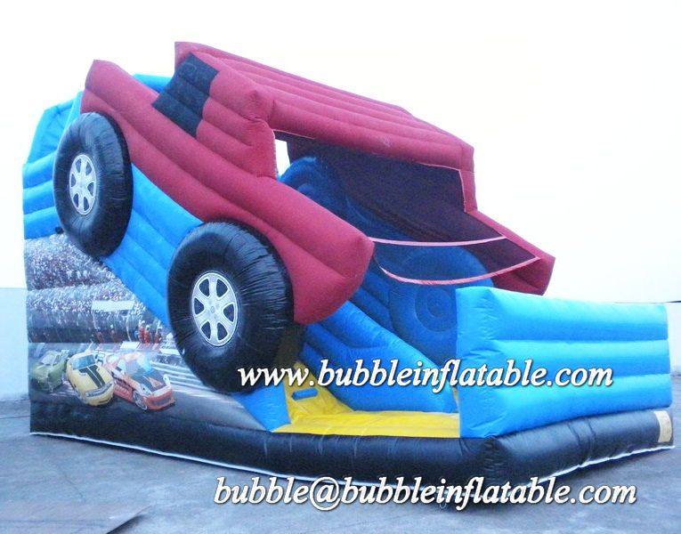 High quality inflatable water slide/China top sale inflatable bounce slide for rental