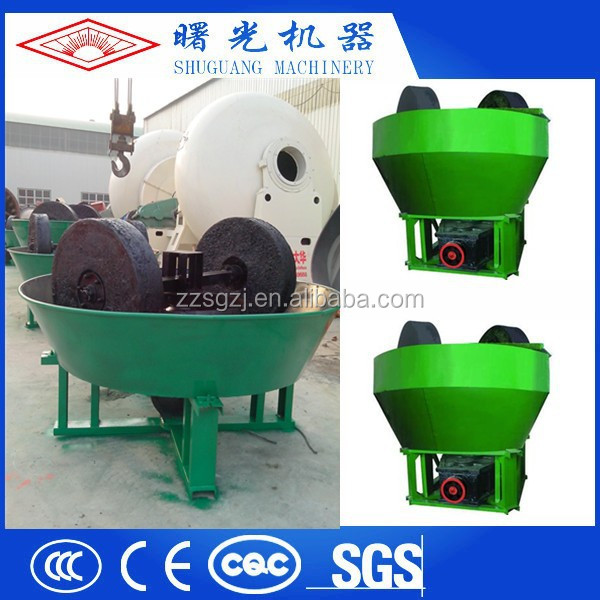 Durable but not expensive gold selecting machine