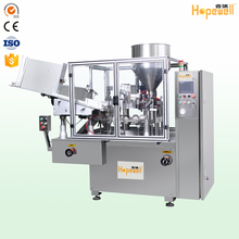 Automatic Soft Plastic Tube Filling and Sealing Machine