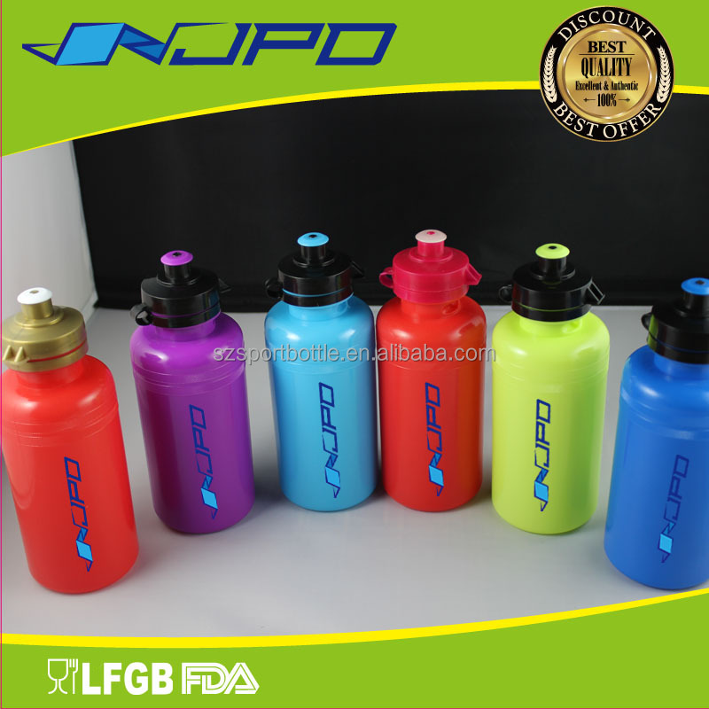 Alibaba Trade Assurance 500ml New Model Plastic Water Bottle High Quality Sports bottle