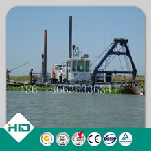CSD-300 gold dredging boat for sale