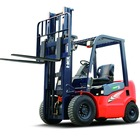 HELI G2 series internal combustion Counterbalance Forklift Truck 2-3.5T