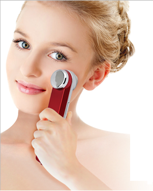 Galvanic Ultrasound Therapy For Beauty