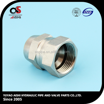 high quality stainless steel hydraulic hose fittings hose crimping fittings.