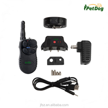 Top Selling Dog Bark Control Training Collar 2 Dogs Control at One Time
