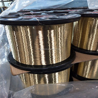High Tensile Brass Coated Hydraulic Hose Steel Wire Reinforced
