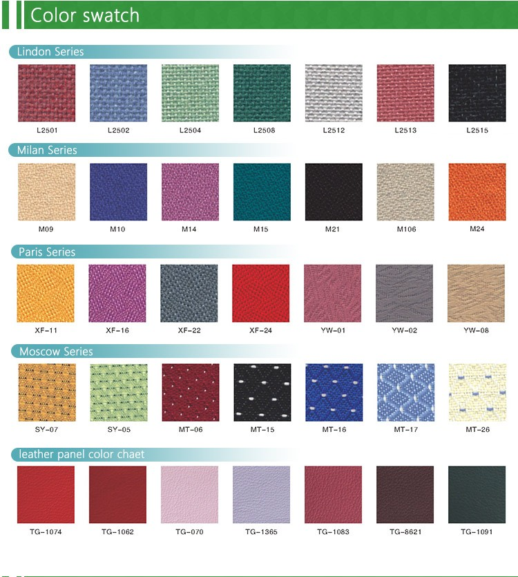 Cinema fireproof sound absorbing material fabric acoustic wall panel