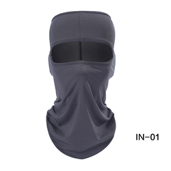 Cycling Balaclava Face Mask UV Protection Fishing Face Mask Golf Balaclava Hood