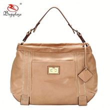Hot Selling Golden supplier New coming texas leather handbags