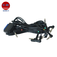 durable wiring harness 3.5mm jack audio cable