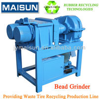 waste tire/tyre wire removing equipment