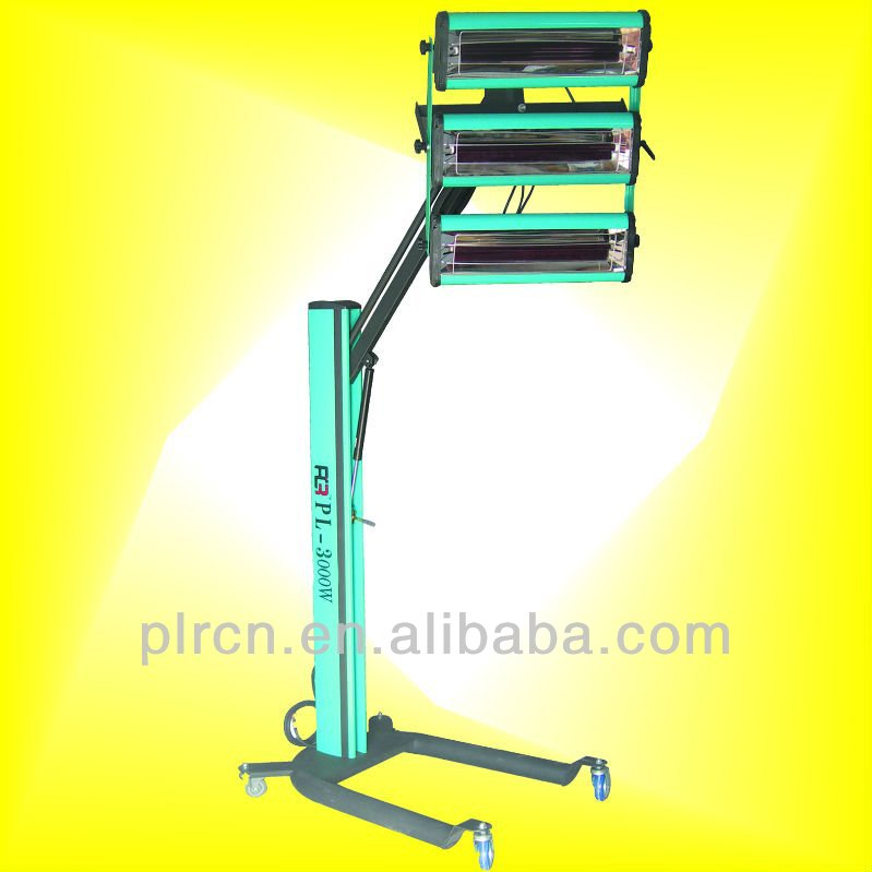 Infrared paint drying lamps PL-3000W