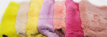 Wholesale Rex Rabbit Fur Skin Skin / fur skin for women's clothing / fur skin for coats and jackets