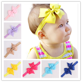 Top fashion OEM quality charming headband with reasonable price for babies