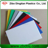 Thin pvc foam sheet for different application