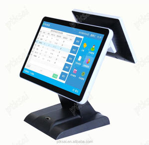 15.6 Inch Cashier Equipment all in one pos terminal android pos system