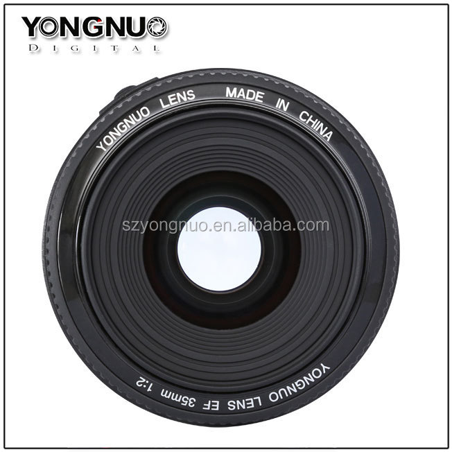 YONGNUO Camera Lens YN35mm F2