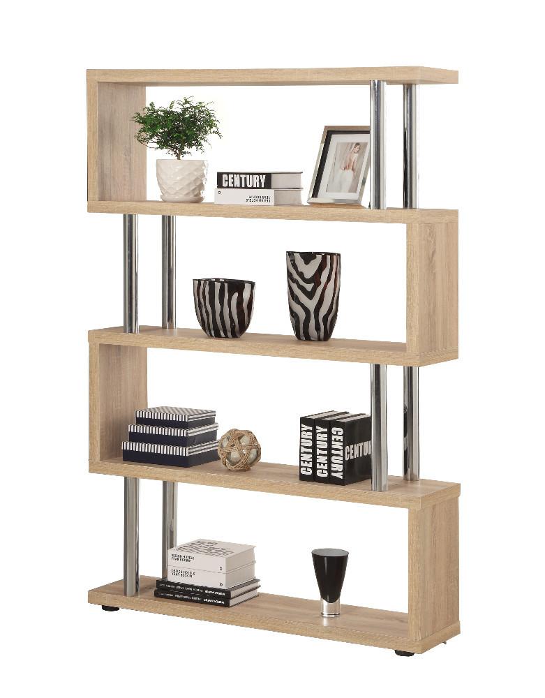 Modern Scandinavian Furniture Design Wooden Book Rack