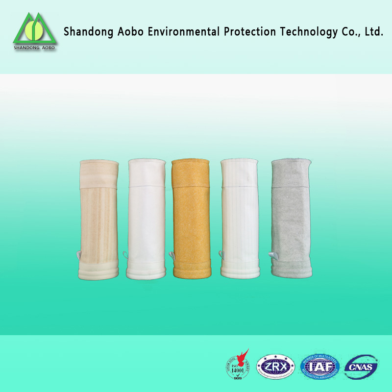 dust collector bags High temperature fiberglass bags