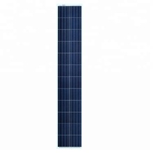 105 W Lightweight And Slim Polycrystalline Silicon Solar Pv Modules