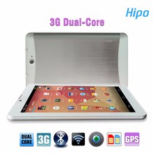 Hipo factory price 7 inch mtk6572 dual core 3g tablet