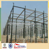 steel structure workshop or factory manufacturer