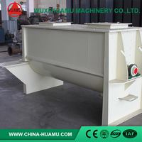 Newest crazy selling poultry feed mill mixer machine