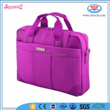 cheap lady vintage polyester briefcase bright novelty stylish laptop bag for teenage girl