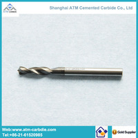 High quality and Reliable solid tungsten carbide endmill at reasonable prices for finishing machining