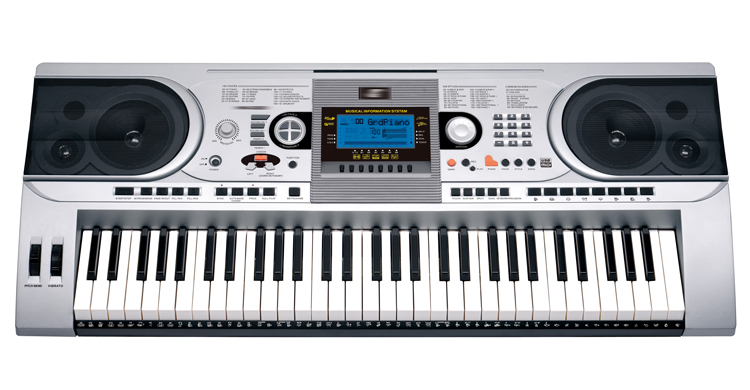 EK-MK935-61-Key Simulation Piano Keyboard With Touch Function