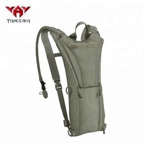 Yakeda custom hot sale Tactical water backpack hydration pack wholesale with bladder