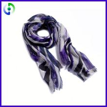 Professional OEM/ODM Factory Supply OEM Design cotton jersey scarves from direct manufacturer