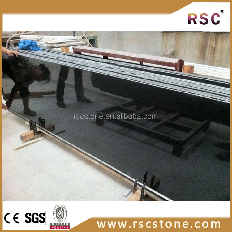 Absolute black granite , bengal black granite