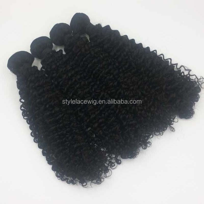 Best Quality African Synthetic Hair Extension Weave