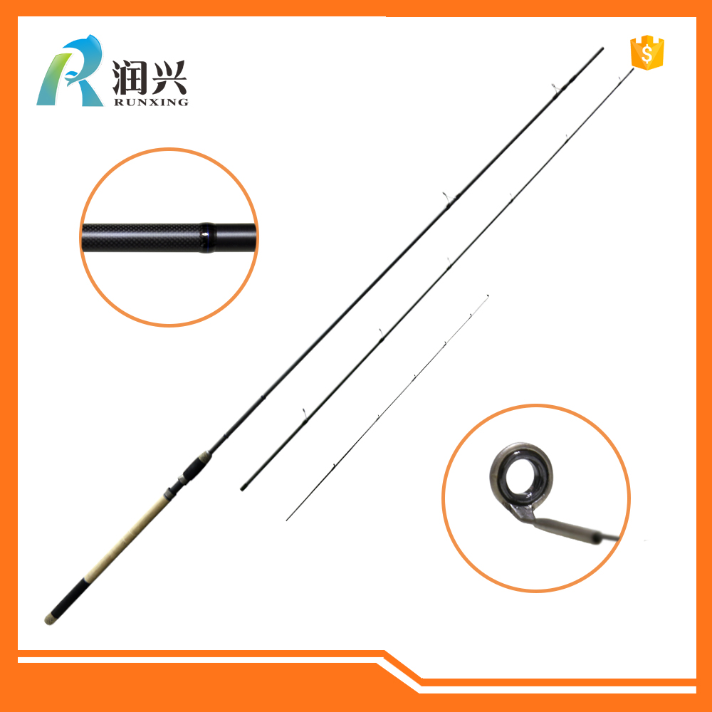Weihai Runxing wholesale 3.3M spinning fishing rod blanks feeder fishing tackle